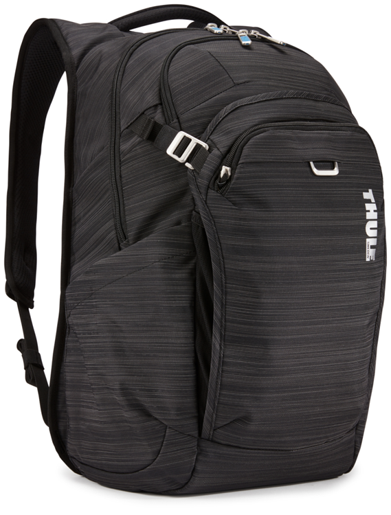 Construct Backpack 24L - Black Dagtourrugzak