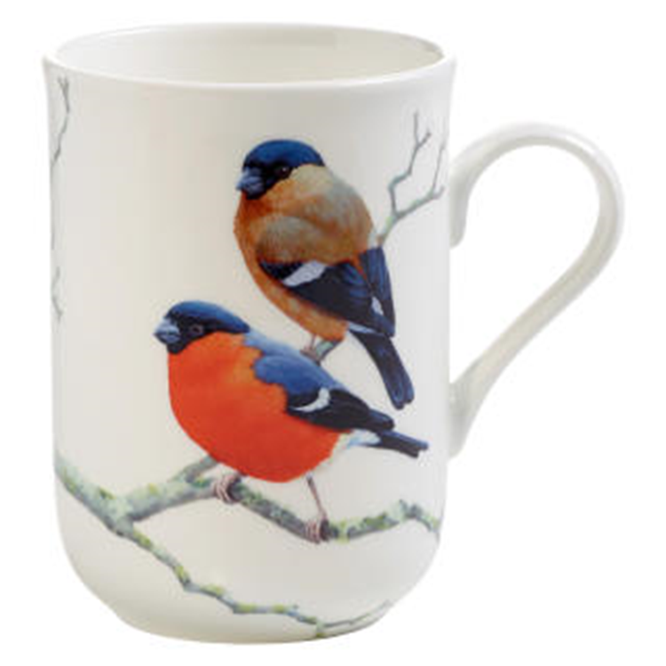 Maxwell&Williams Birds of the World beker - goudvink