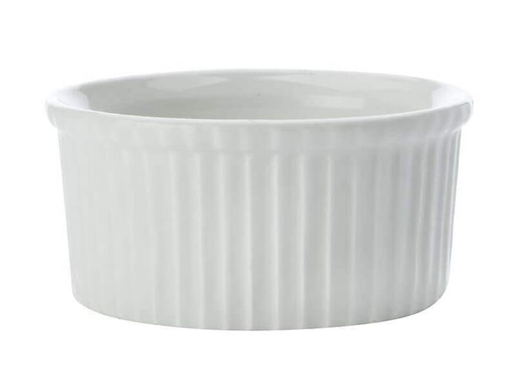 Maxwell&Williams White basics ovenschaaltje Ø8,5 cm