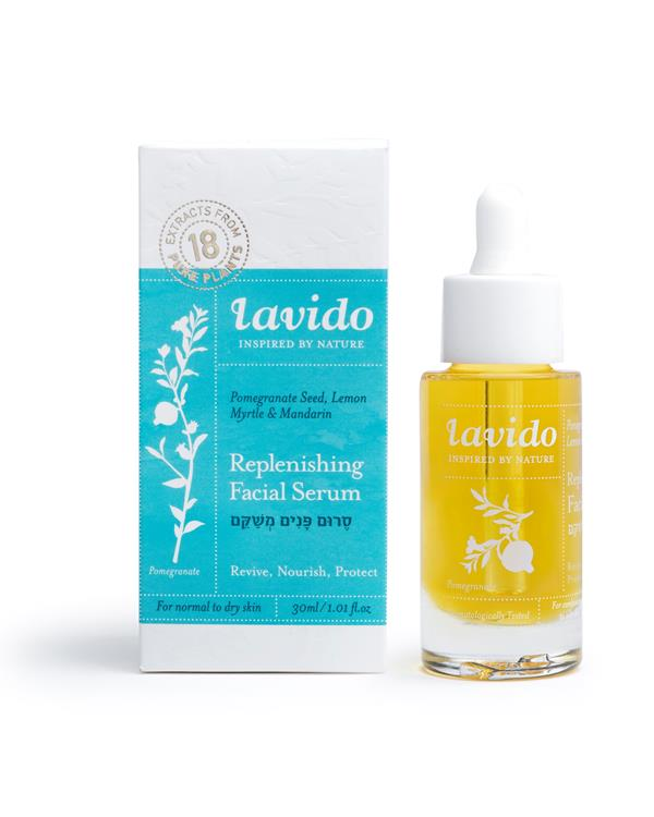 Lavido - Replenishing Facial Serum - 30 ml