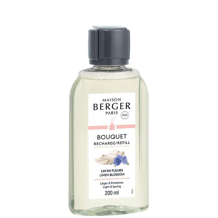 Lampe Berger Navulling Geurstokjes Linen Blossom - 200 ml