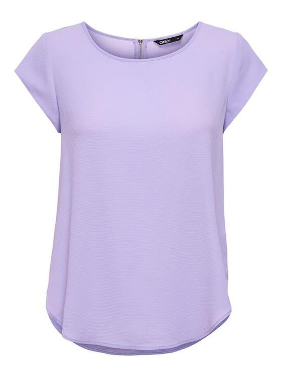 Only Vic S/S Solid Top