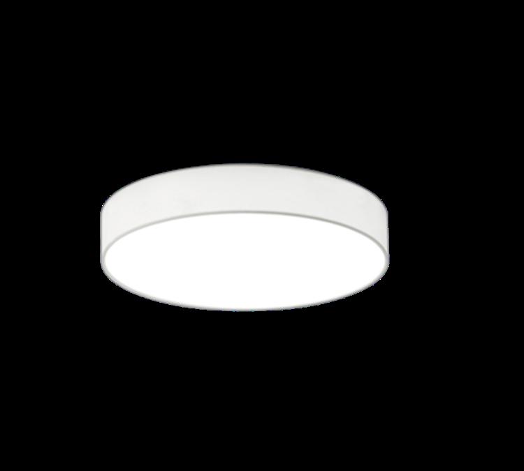 Trio plafonnière Lugano LED - wit