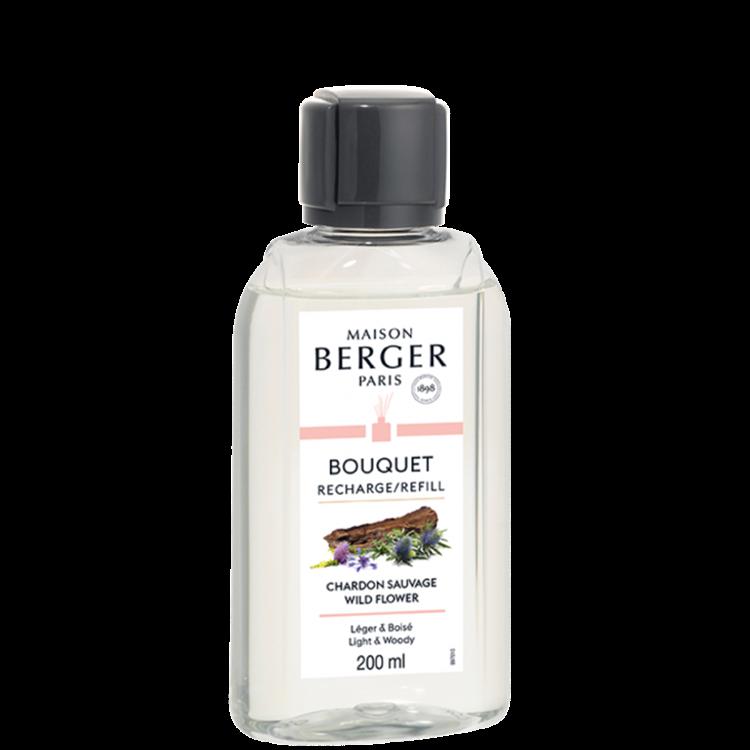 Maison Berger navulling geurstokjes 200 ml - Wild Flower