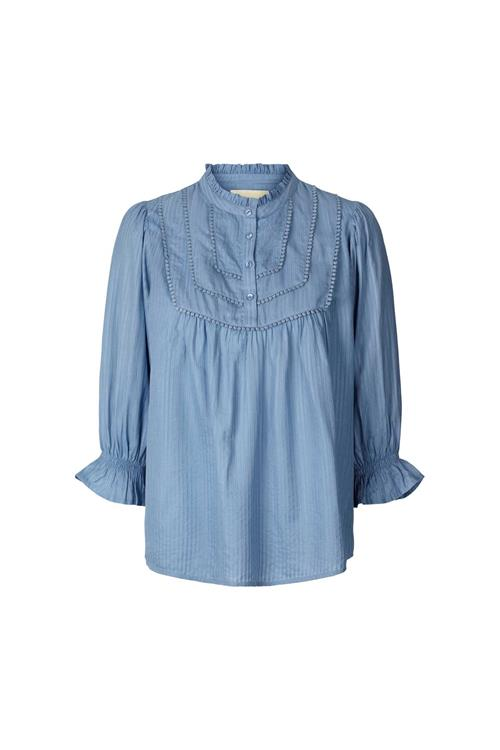 Lolly's Laundry Huxi Blouse Blauw