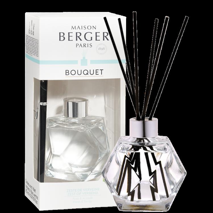 Maison Berger Bouquet Geometry Transparante - 180 ml