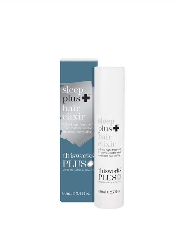 This Works - Sleep Plus Hair Elixir - 80 ml