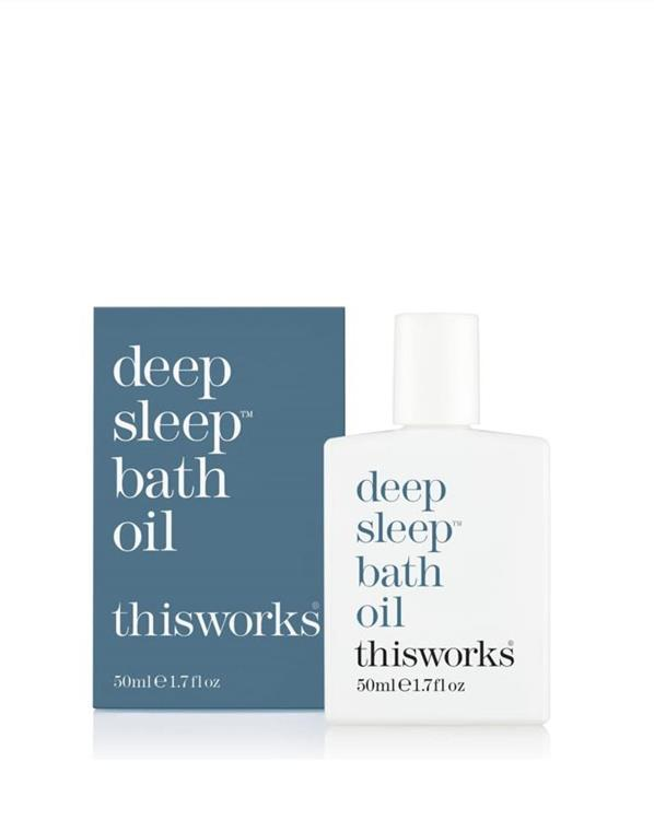 This Works - Deep Sleep Bath Oil - 50 ml