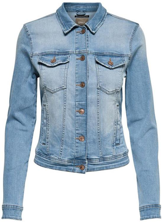 Onltia life dnm jacket bb lb bex179 noos Light blue denim