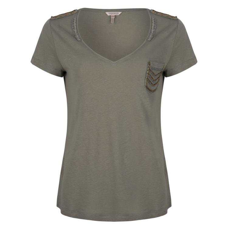 Esqualo 30000 Shirt L.green