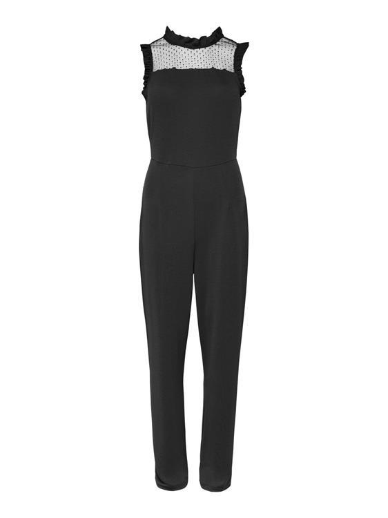 Only Jumpsuit Monna S/L Dot Lace 15216918