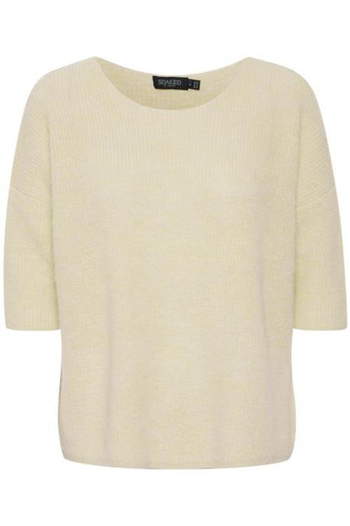 Soaked In Luxury - Tuesday Jumper Whisper White