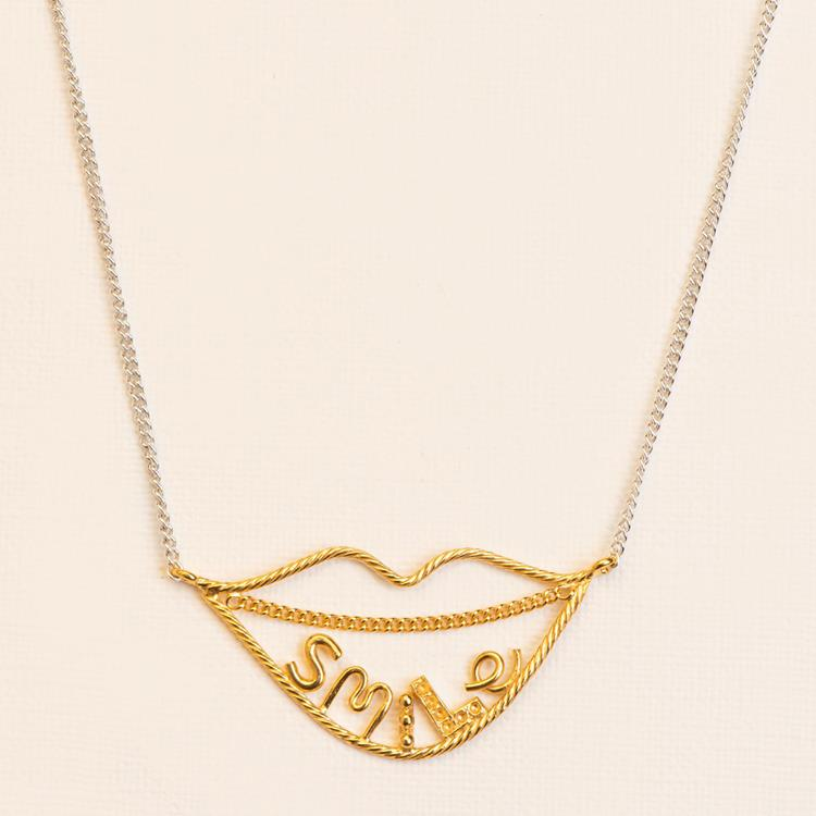 Wouters & Hendrix smile necklace