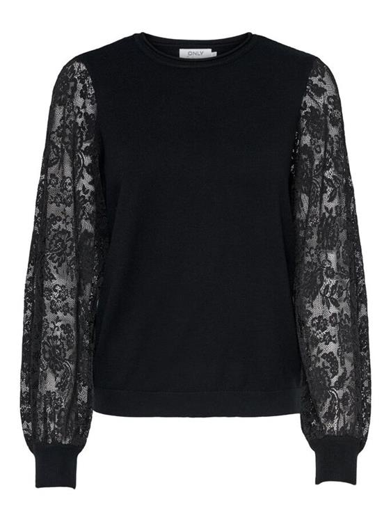 Only Pullover Vicky L/S Lace 15219499