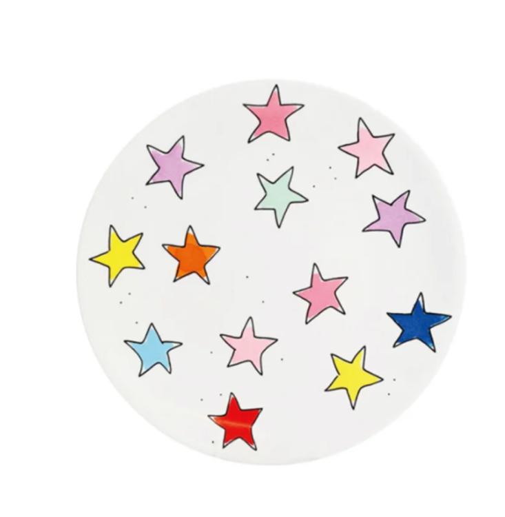 Blond Amsterdam Uni Bord Stars - 18 cm