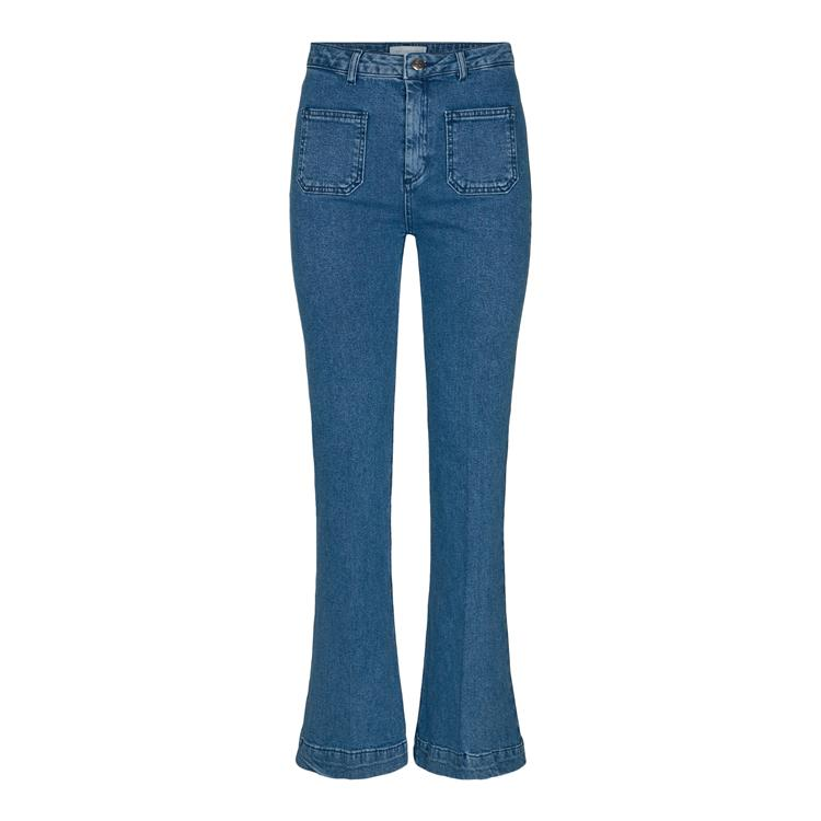 Co'Couture - Piper Flare Jeans