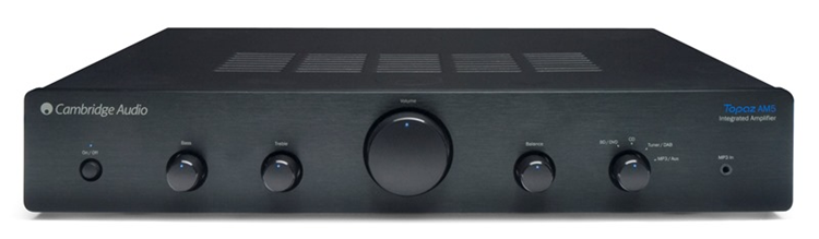 Cambridge Audio Topaz AM5 geïntegreerde versterker