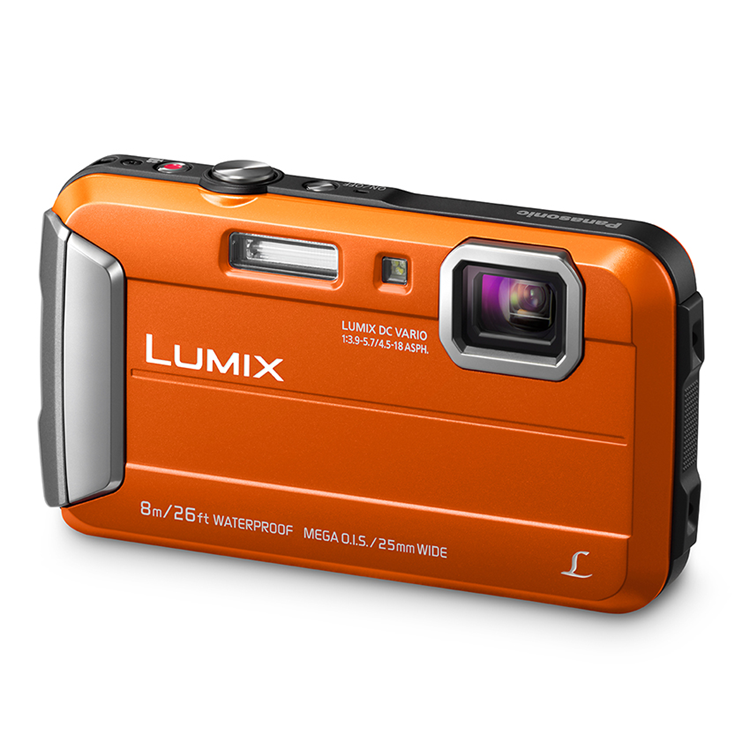 Panasonic DMC-FT30 Oranje
