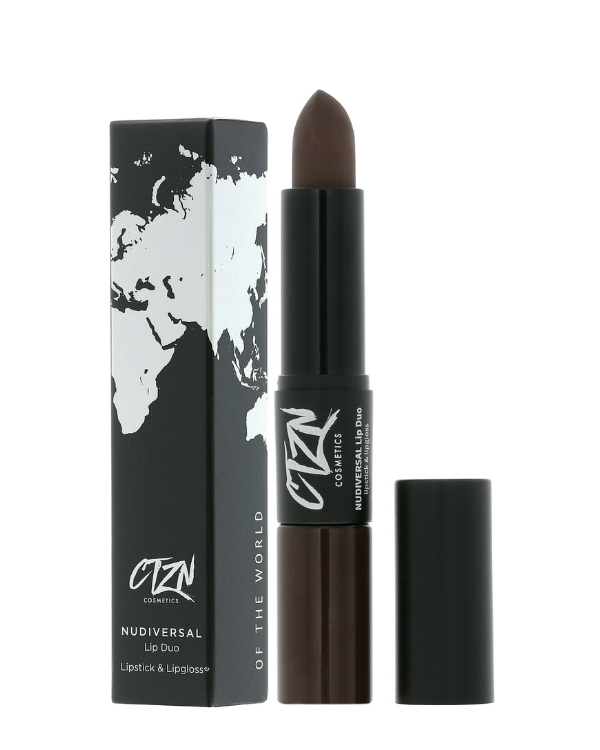 CTZN Cosmetics - Nudiversal Lip Duo Stockholm - 3,5 gr + 5 ml