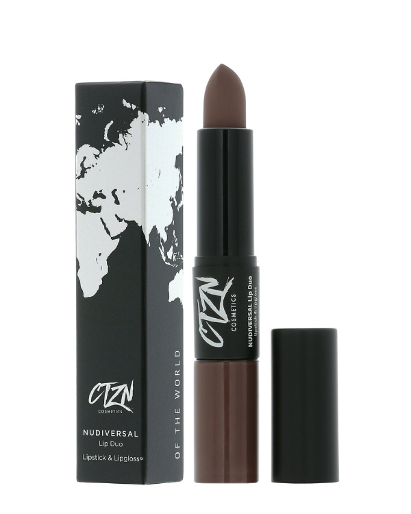 CTZN Cosmetics - Nudiversal Lip Duo Singapore - 3,5 gr + 5 ml