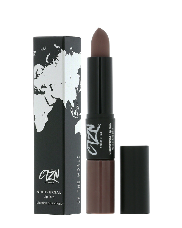 CTZN Cosmetics - Nudiversal Lip Duo Sarajevo - 3,5 gr + 5 ml