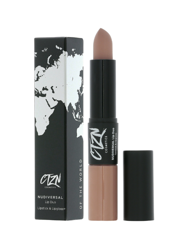 CTZN Cosmetics - Nudiversal Lip Duo Dubai - 3,5 gr + 5 ml