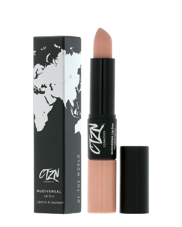 CTZN Cosmetics - Nudiversal Lip Duo Bali - 3,5 gr + 5 ml