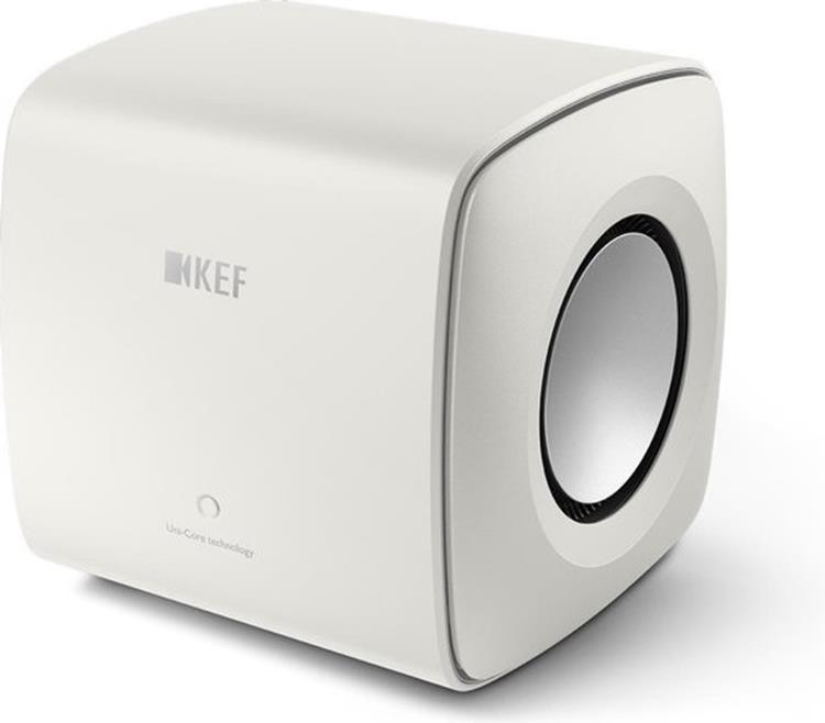 Kef KC62 Subwoofer Wit