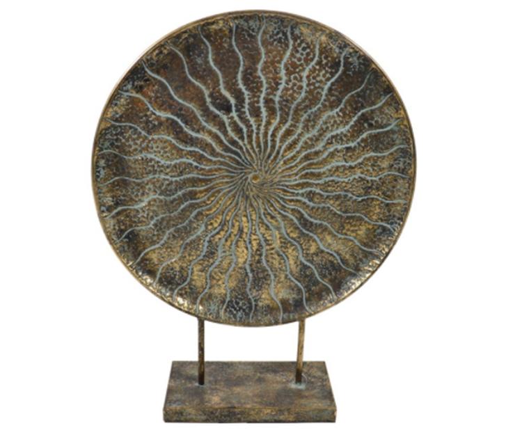 Lesli Living cirkel Luna op voet Ø50 cm