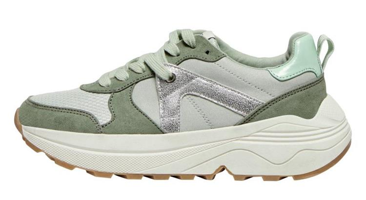 Onlsylvie-1 color sneaker Mint