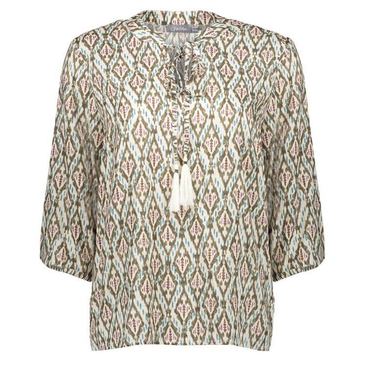 Geisha blouse 13187-20