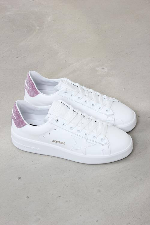 Golden Goose sneaker pure star white/pink