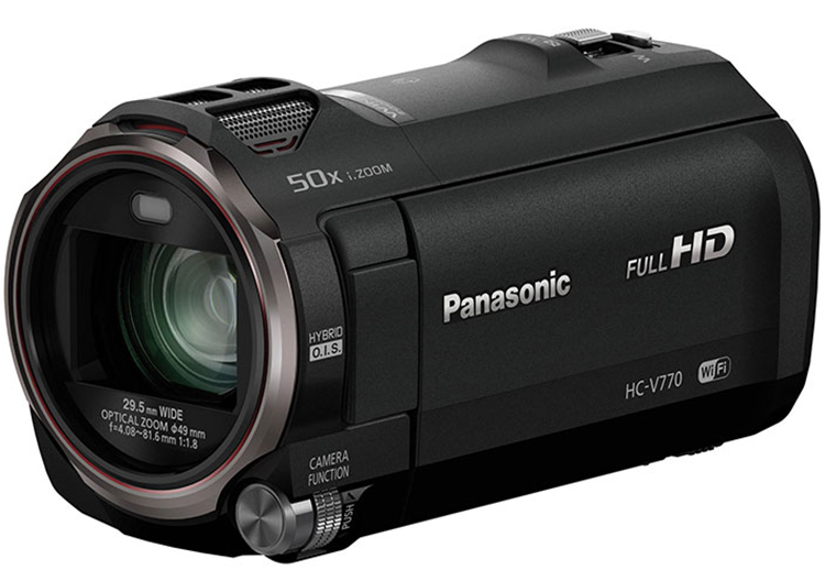 Panasonic HC-V770 Video camera