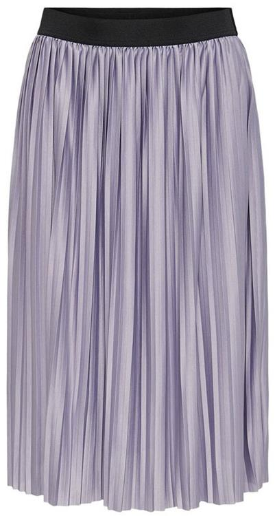 Jdyboa skirt jrs noos Lavender grey/black elastic band