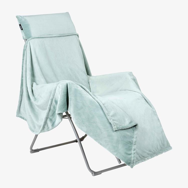 Lafuma Flocon reisdeken voor relaxstoel - boréale
