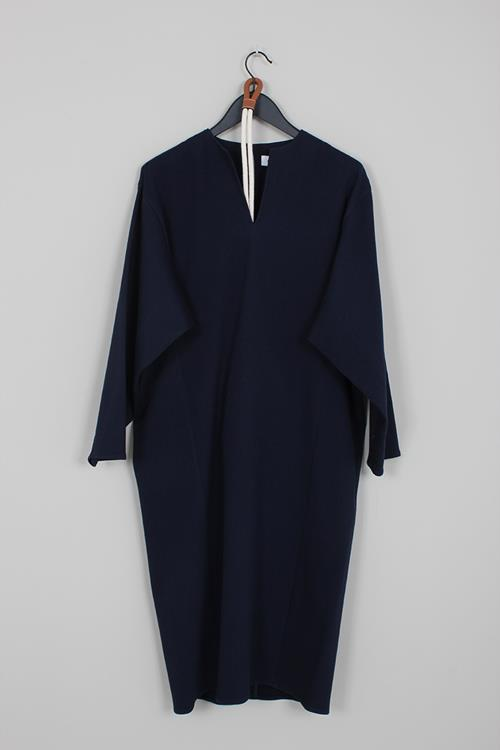 Le 17 Septembre dolman dress navy