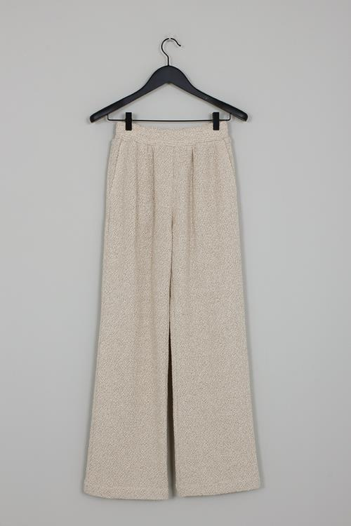 Le 17 Septembre easy pants beige