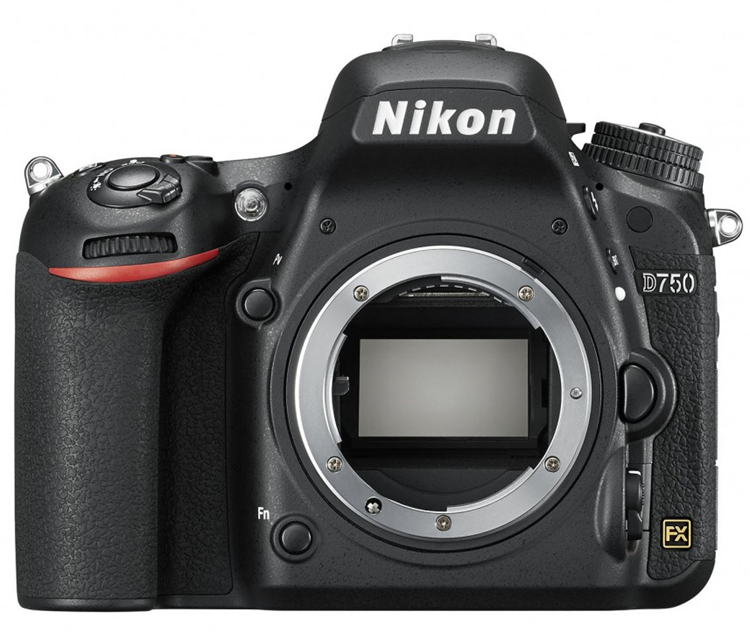 Nikon D750 Full frame DSLR Body
