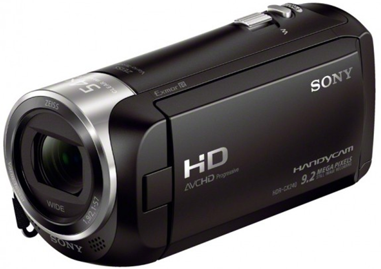 Sony HDR-CX240 Full HD Camcorder