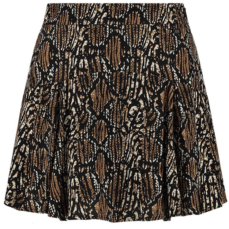 Nikkie Reilly all over print skirt