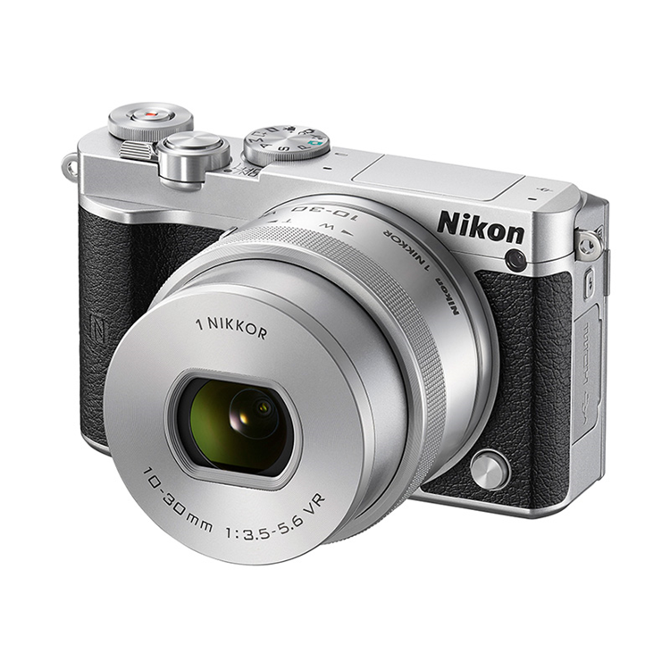 Nikon 1 J5 + 10-30mm PD-Zoom Zilver