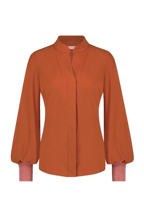 Studio Anneloes Moon cuff blouse