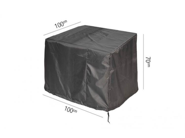 AeroCover beschermhoes loungestoel 100x100x70 cm - antraciet