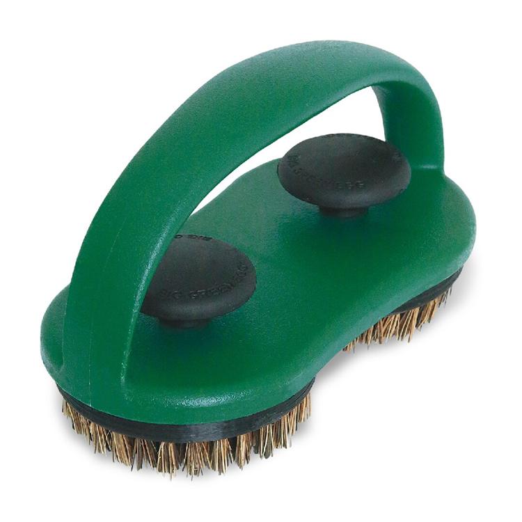 Big Green Egg SpeediClean dual brush schrobber