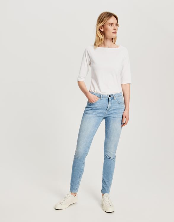 Opus Jeans Evita Light Blue