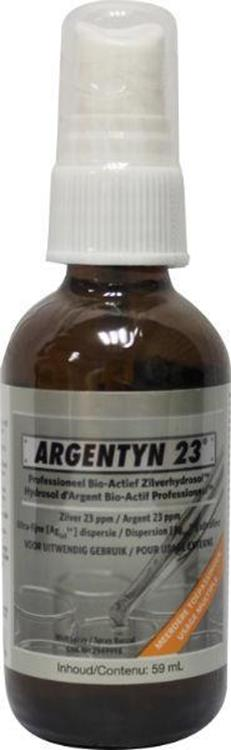 Argentyn 23TM spray