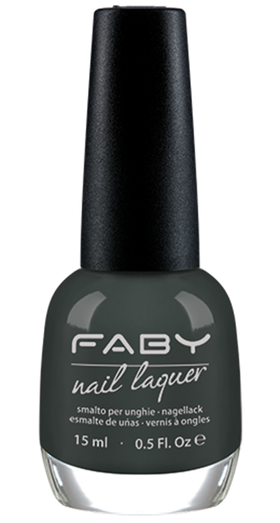 Faby nagellak - Rain On The Tower Of London