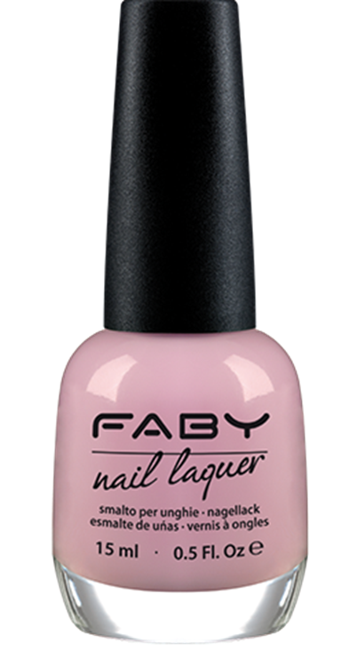 Faby nagellak - Tea Time