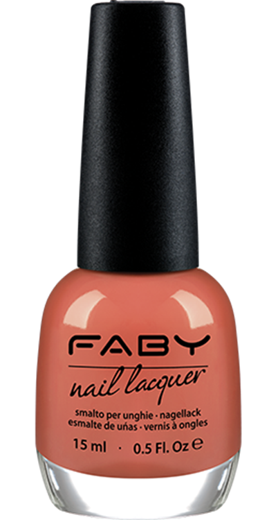 Faby nagellak - The Gardens Of Grace