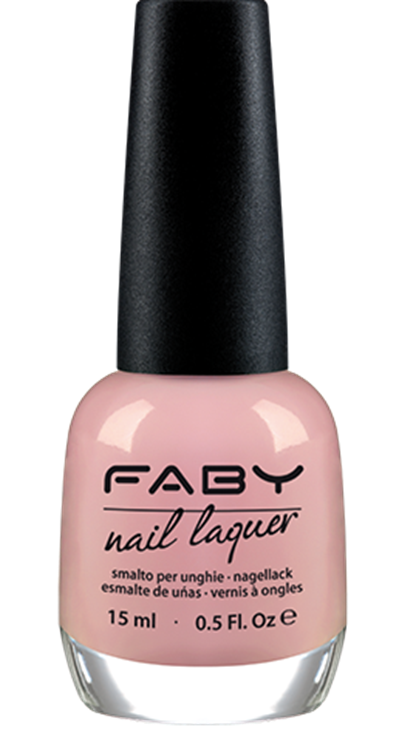 Faby nagellak - Yet Another Pink